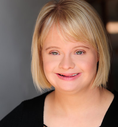Photo of lauren potter