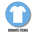 Donate Clothing Button